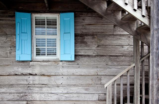 shutters, caribbean, architecture